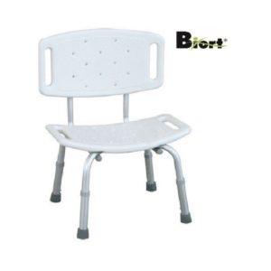 Audaz Ajuda Cadeira de Banho de Alumínio